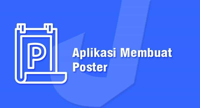 Aplikasi Membuat Poster